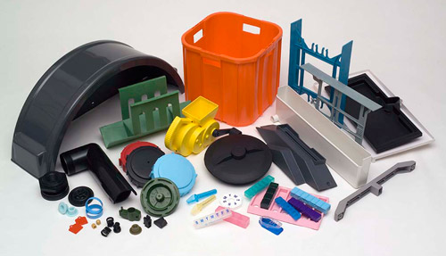 Precision Injection Moulded Components